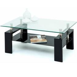 Paroli salontafel met plank