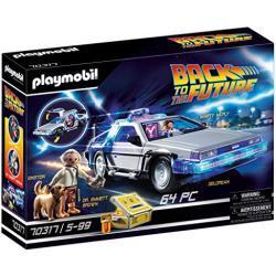 Playmobil Back to the Future 70317 DeLorean met lichteffecten, vanaf 6 jaar