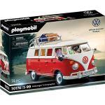 PLAYMOBIL Volkswagen 70176 T1 Campingbus, voor kinderen vanaf 5 jaar