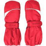 Playshoes Uniseks kinderwanten warme winterhandschoenen met klittenbandsluiting, Rood (Rood 8)), 12-24 Maanden