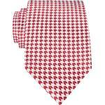 Plus size : Joop , Tie with a stylish pattern in a Red Plussize: