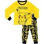 Pokemon Jongens Pyjama Pikachu Leeftijden 5 tot 13 Jaar