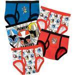 Multicolored Power Rangers Kinderondergoed voor Jongens