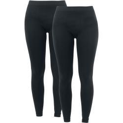 R.E.D. by EMP Built For Vrouwen Leggings zwart