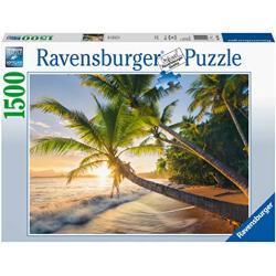 Ravensburger 1500151 Puzzel Strand - Legpuzzel - 1500 Stukjes