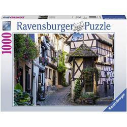 Ravensburger 152575 Puzzel Eguisheim Im Elsass - Legpuzzel - 1000 Stukjes