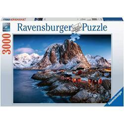 Ravensburger 170814 Puzzel Hamnoy, Lofoten - Legpuzzel - 3000 Stukjes