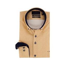 SALE Portofino overhemd mouwlengte 7 Tailored Fit