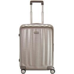 Samsonite Lite-Cube Spinner Handbagage 4 wielen 55 cm Ivory-Goldcolored