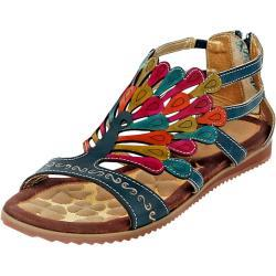 Sandaaltje Laura Vita Blauw::MulticolorSummer Vibes