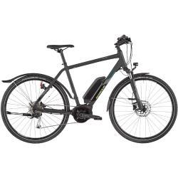 "Serious Sonoran Active 400, zwart 60cm (28"") 2020 Elektrische hybride fietsen"