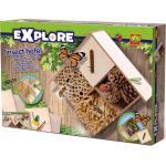 SES Creative Explore Insectenhotel 30 x 20 cm blank hout