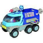 Simba 109402367 PJ Masks Maan Rover / met Catboy-figuur / met licht en geluid / met schietfunctie / met actiefiguur / 27 cm groot, voor kinderen vanaf 3 jaar