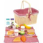 Small Foot picknickmand blank 25 x 18 x 16 cm - Blank