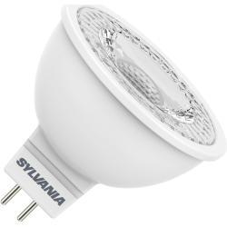 Sylvania LED spot 12V 5W (vervangt 35W) GU5,3 50mm 4000 koel-wit