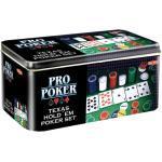 Tactic Pro Poker Texas Hold'em set