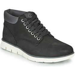 Timberland BRADSTREET CHUKKA LEATHER Hoge Sneakers heren - Zwart