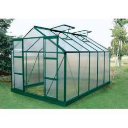 Tuinkas van polycarbonaat 9 m² COROLLE II
