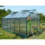Tuinkas van polycarbonaat van 13m² KALIDA