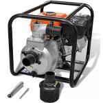vidaXL Waterpomp benzine 50 mm 6,5 pk