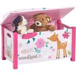 Zeller Present - Speelgoedkist en bank Girly